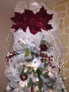 Traditional Christmas Wedding colors
