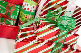 Family gifts wrapped professionally