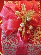 elegant christmas gift wrapping