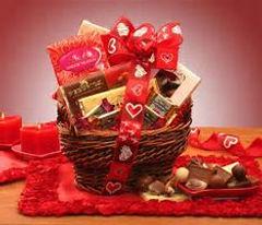 Valentines Gift Basket