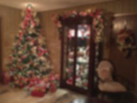 christmas garland, 9ft christmas tree