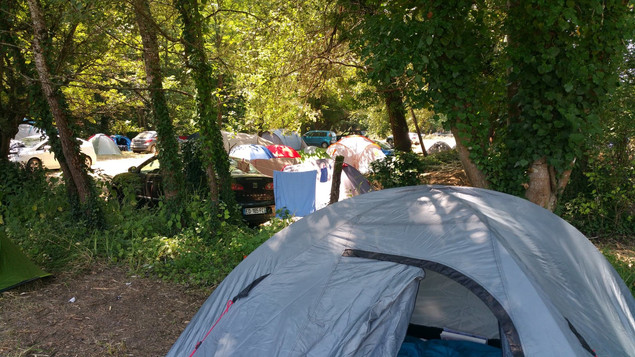 Espace campeurs Ahmara Oasis