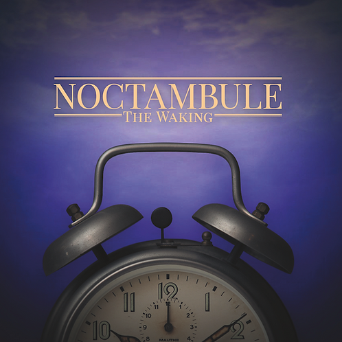 Noctambule: The Waking - physical CD