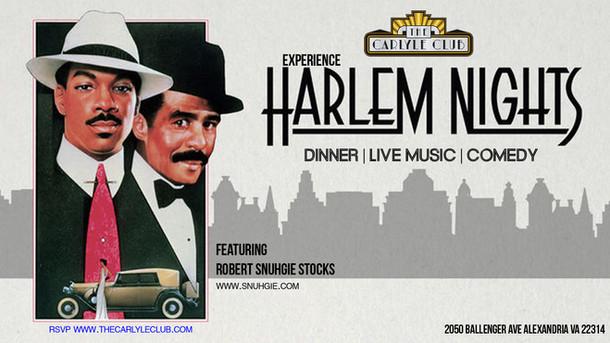 Harlem Nights Experience