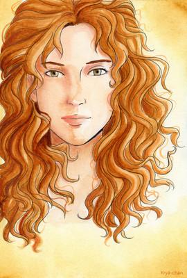 Freiyana Portrait