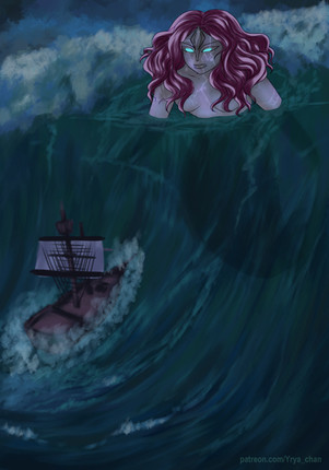 Tsunami (Mermay 2020)