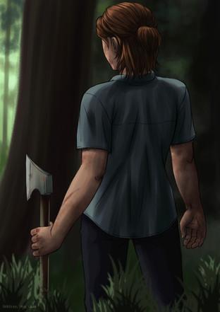 Ellie (TLoU2)