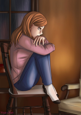 Worried Ginny
