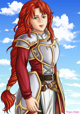 Titania (Fire Emblem)