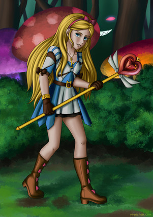 Magical Girl Alice