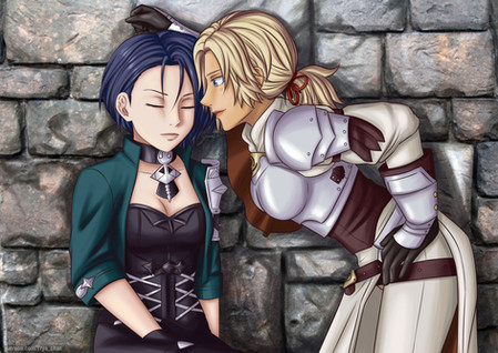 Catherine & Shamir (Fire Emblem)