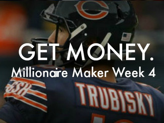 Breaking Down the Ultimate DFS Prize, Week Four Edition