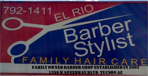 El Rio Barber Stylist