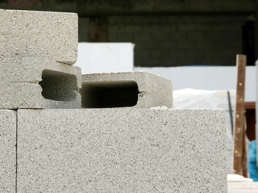 How To Get A Well Built Cinder Block Wall Cheaper: