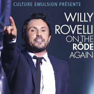 culture emulsion shows willy rovelli il revient. Black Bedroom Furniture Sets. Home Design Ideas