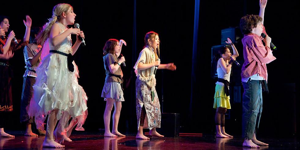 Comédie musicale (Ados 12 à 18 ans) - 1575 AED