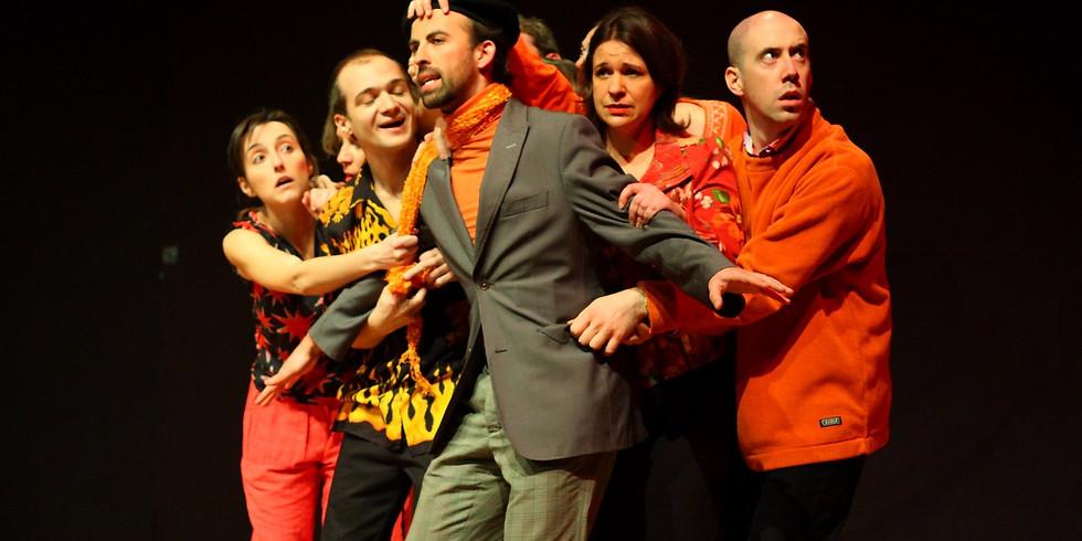 Théâtre (Adultes - Tous niveaux) - 1575 AED