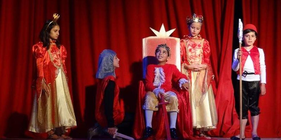 Théâtre (8 > 10 ans) - 1260 AED