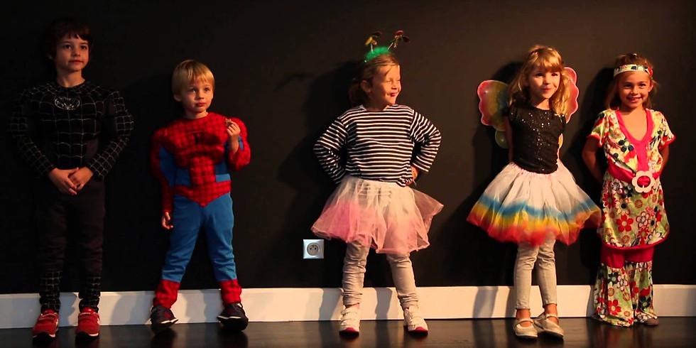 Théâtre (6 > 7 ans) - 1260 AED