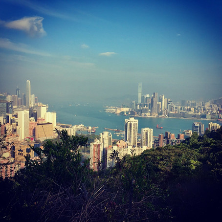 Trail Running in Hong Kong