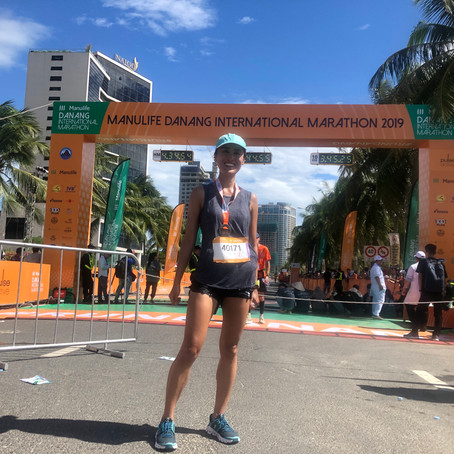 Da Nang International Marathon Race Recap