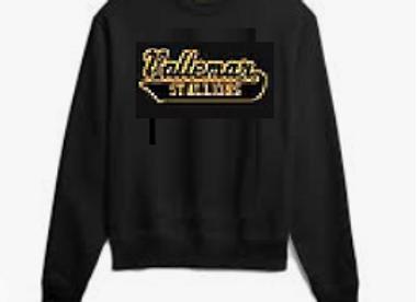 Youth Crewneck Sweatshirt - Classic Banner Logo