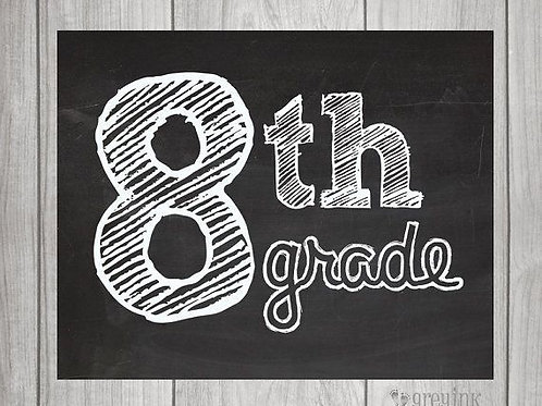 8th Grade Activities (Class of 2021)