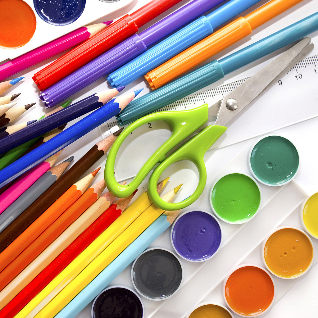 Art Supplies and Instruction