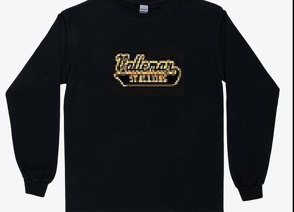 Adult Longsleeve Tshirt - Classic Banner Logo