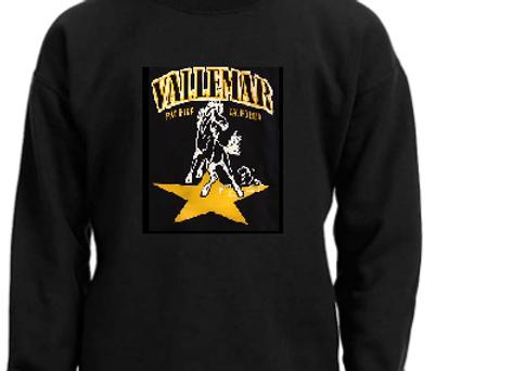 Youth Crewneck Sweatshirt - Traditional Star Stallion Logo