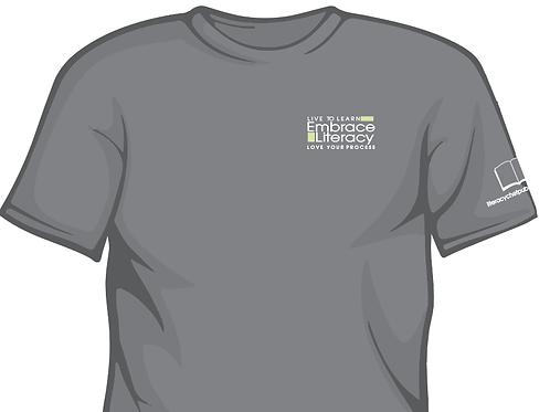 Embrace Literacy T-Shirt