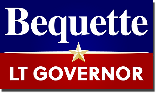 Bequette for Lt Governor