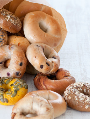 Authentic New York Bagel Recipe (Simple Bagel Recipe With Just Six Ingredients)