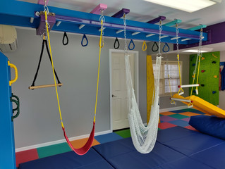 New Sensory Integration Camps at Burke Therapy!