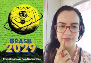 """Professora da Aliança Francesa no Rio de Janeiro é uma das autoras de """"Brasil 2029"""""""