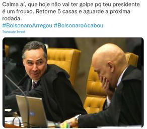 Sobre o atentado de 7 de setembro e a nota de Temer / Bolsonaro
