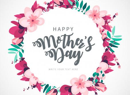É dia das mães