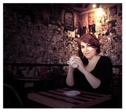 Astrid in Paris