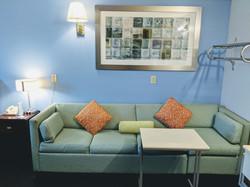 Executive Inn Clinton Sofa bed