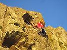 Climbing at Quadrics