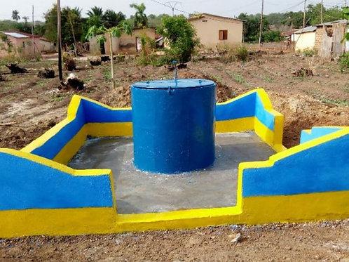 Brunnen Togo