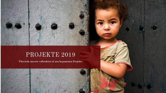 Projekte 2019 - Projektarchiv