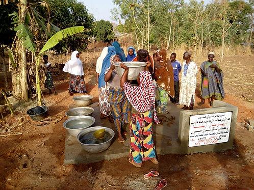Brunnen Benin