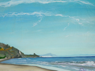 New Plein Air Oil Paintings Available