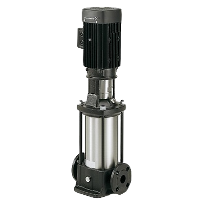 Bomba Centrifuga Vertical In Line multi-pasos, Grundfos, Bocoflusa