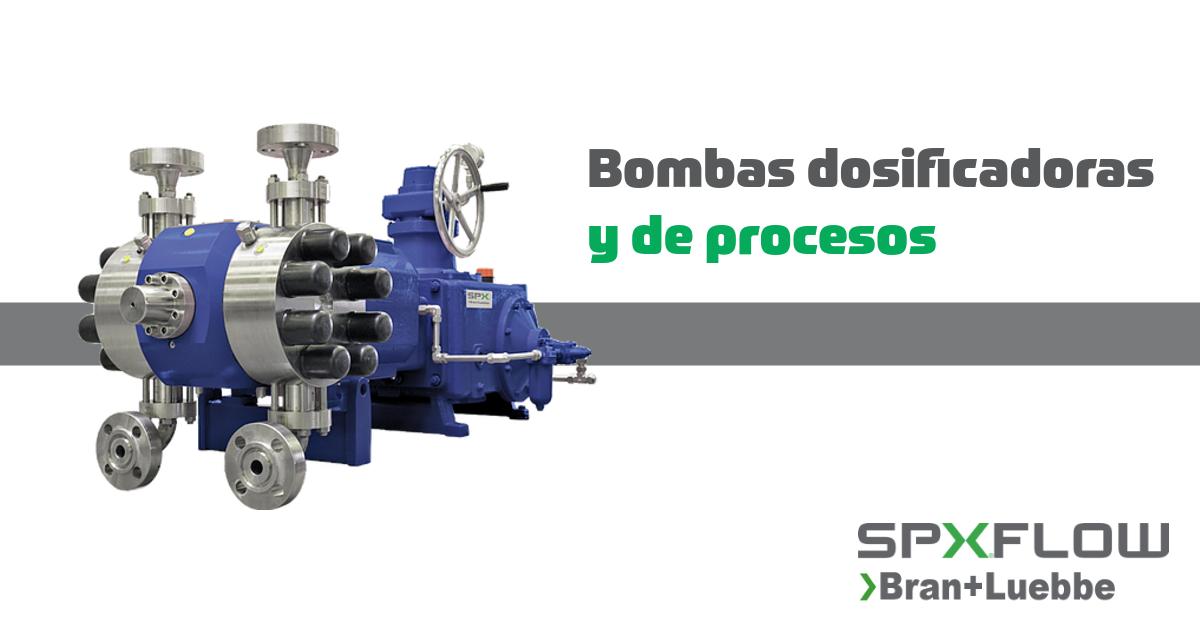 Bomba SPX Flow