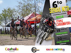 Carrera trail Coahuila