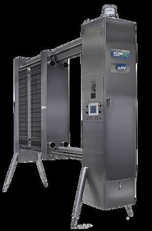 Intercambiadores de Calor de placas, APV, bocoflusa