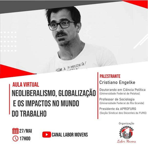 Neoliberalismo e Globalizaçãoo