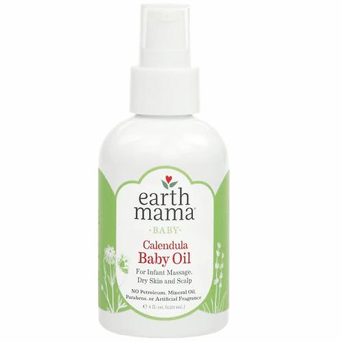 Earth Mama Organics Baby Oil